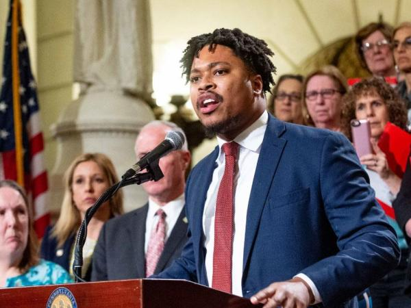 Meet Pennsylvania State Rep. Malcolm Kenyatta: A Rising Star In The Democratic Party