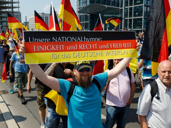 Inside The German Far-Right Party's Effort To Normalize Nationalism Again