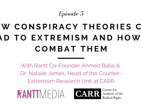 How Conspiracy Theories Can Lead To Extremism And How To Combat Them