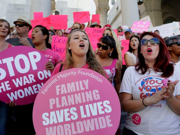 The Global Anti-Abortion Movement Continues To Mobilize Post-Trump