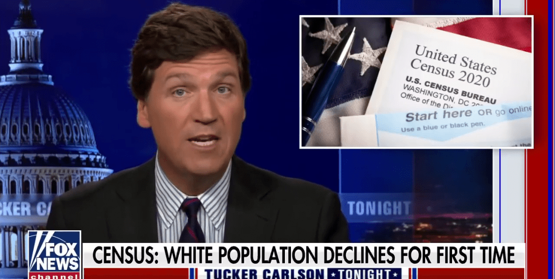 How Tucker Carlson Is Mainstreaming Blatant White Supremacy
