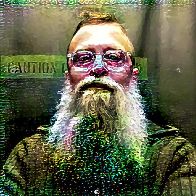 Caution: Grand #Beardo
