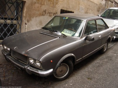 ranwhenparked-rome-fiat-124-coupe-1