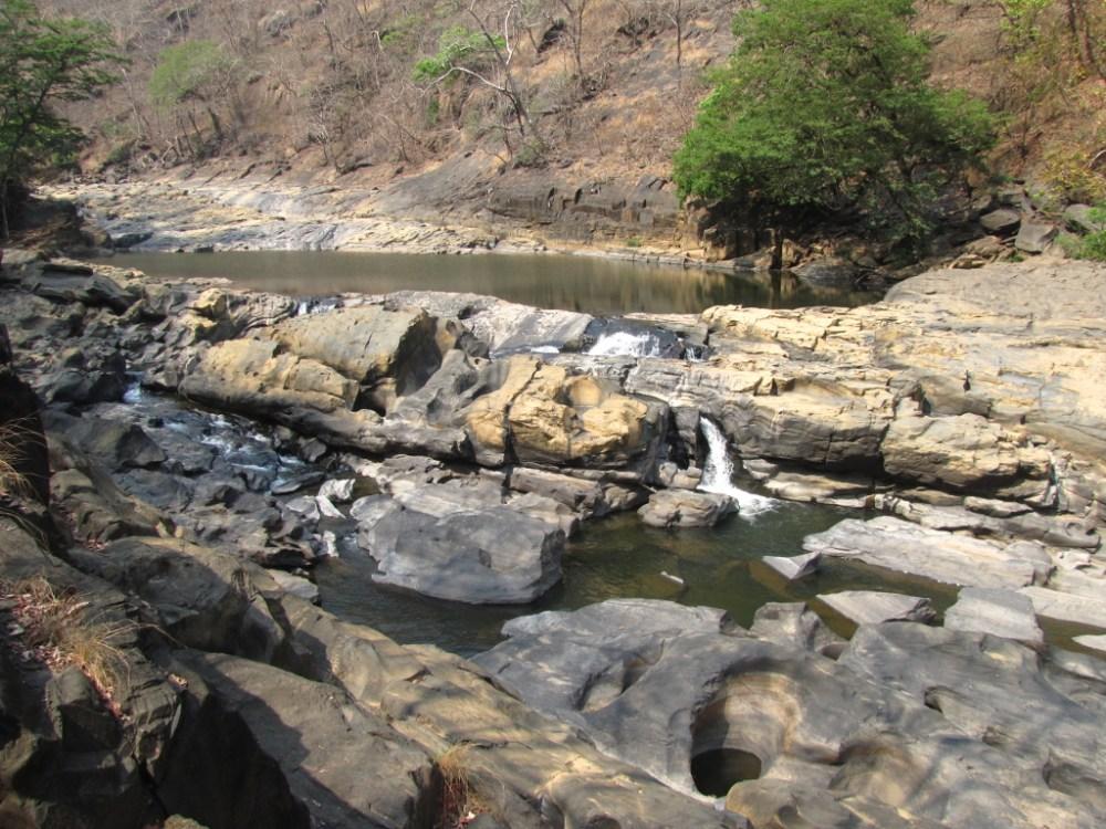 Trek from Jenukallu Gudda to Shivaganga falls (6/6)
