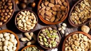 Different types of dry fruits for cholesterol levels management