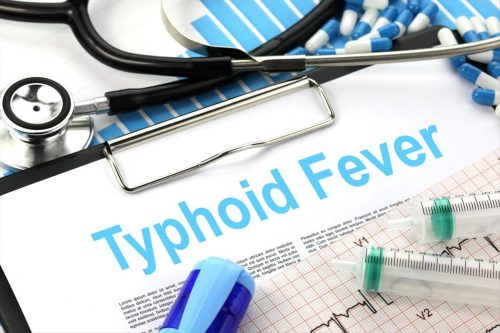 Typhoid fever logo