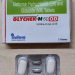 Medicine used for treating diabetes-combination of Gliclazide with Metformin