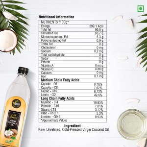 Coconut oil  info