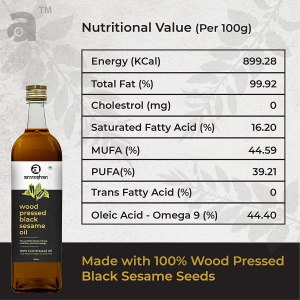 Sesame oil-a source of Polyunsaturated[PUFA] fats