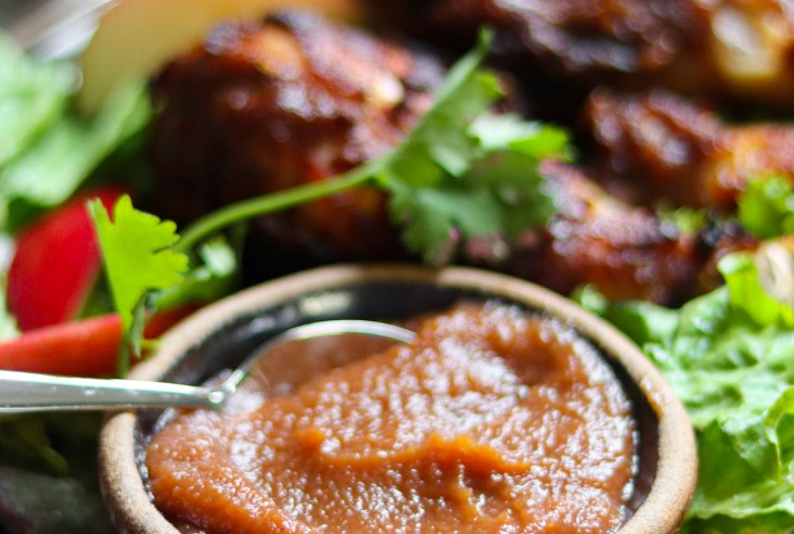 Apple Butter Chutney