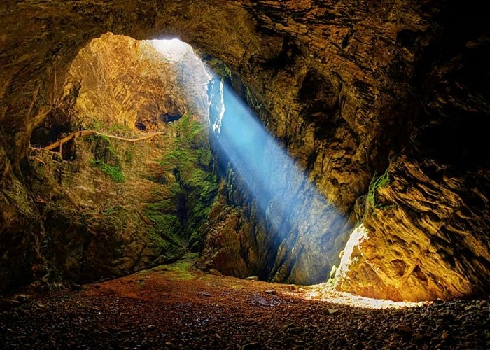 grotte friouato