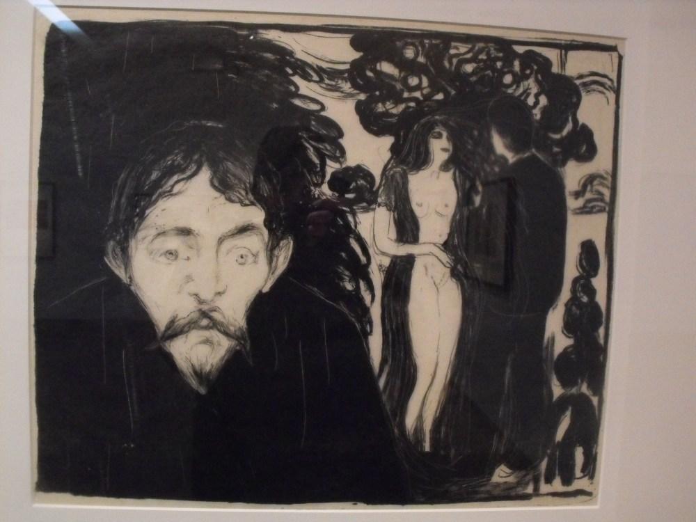 Edvard Munch, fósiles y la despedida.  (5/6)