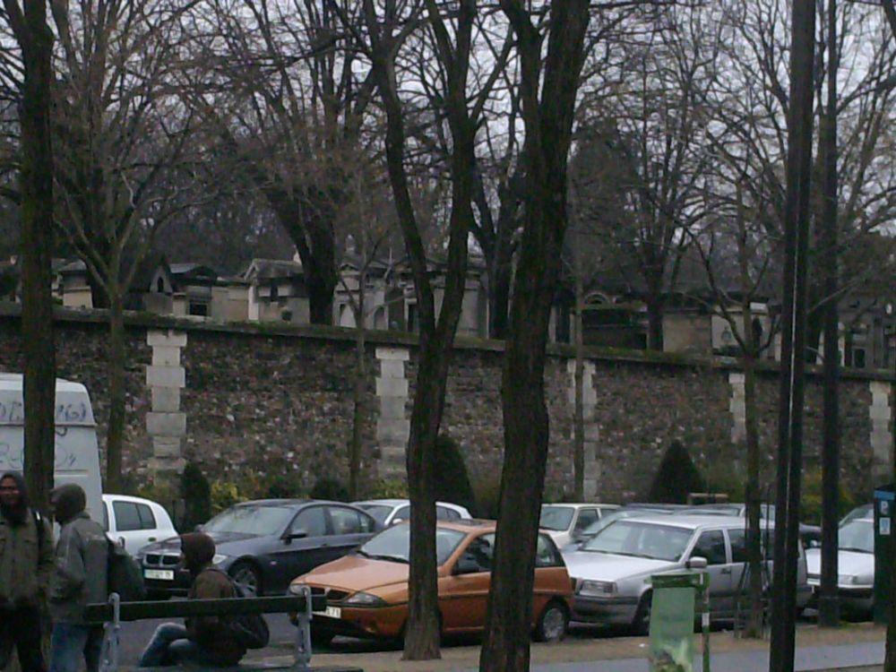 El Cementerio (1/6)