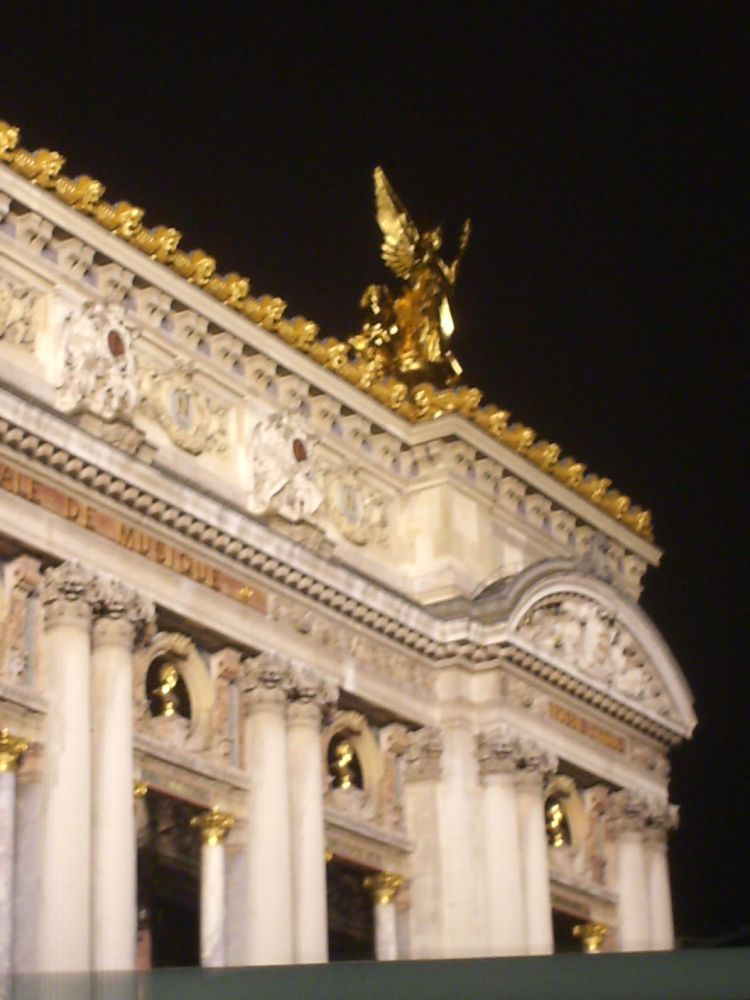 Navidad en París y Père-Lachaise 2 (5/6)