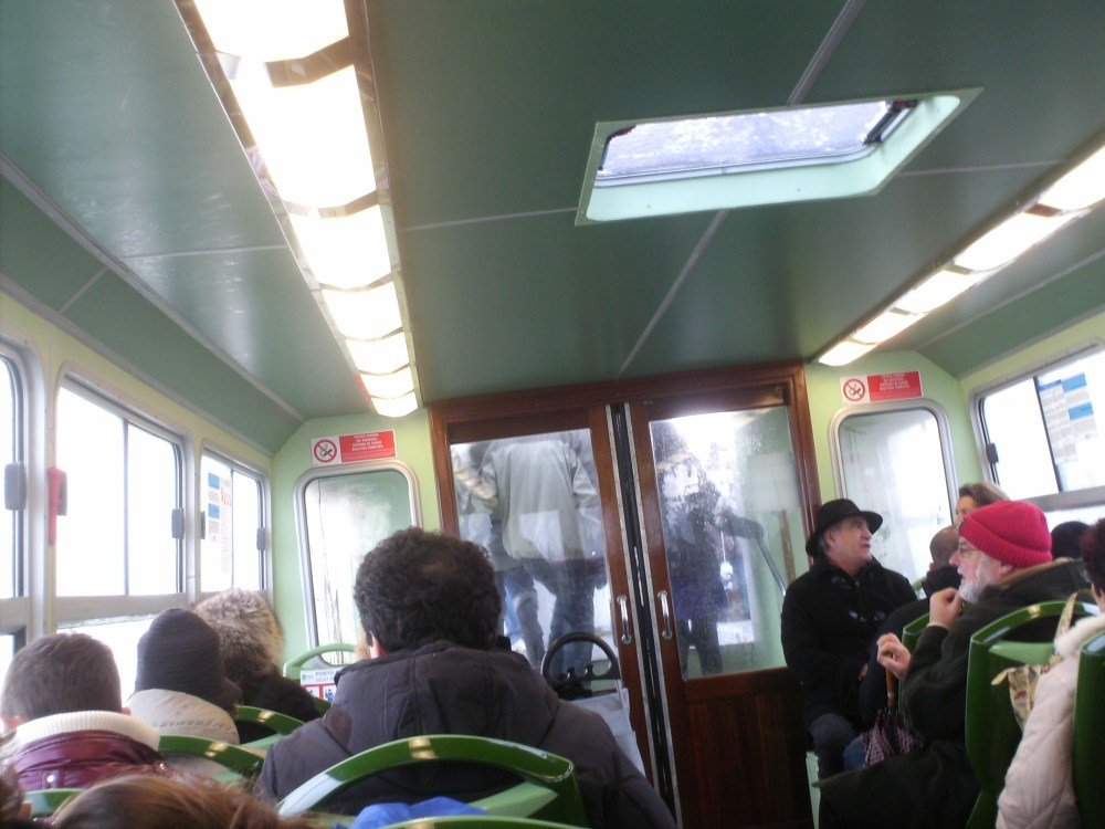 Roma, The Train of Consequences y Bergamo (2/6)