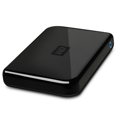 WD Passport Portable Hard Drive