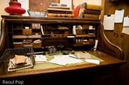 Ms. Barton's desk