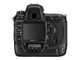 Nikon D3 (back)