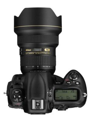 Nikon D3 (top)