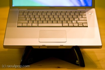 Logitech Alto Connect Notebook Stand