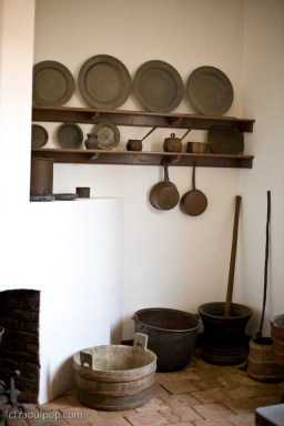 Kitchen at Mount Vernon II
