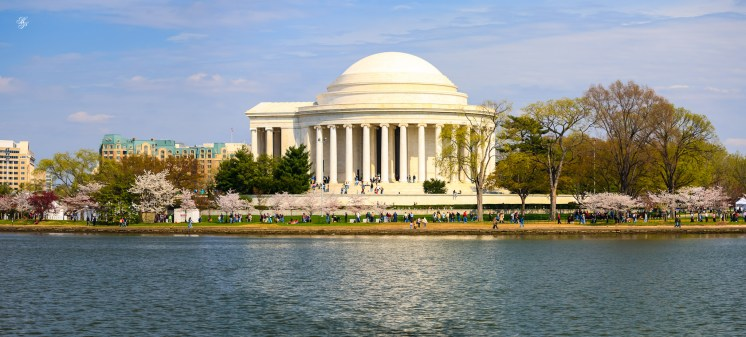 Jefferson Memorial Pano
