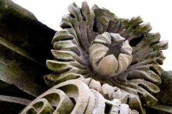 Stone flower