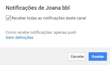 youtube-notificacoes-fitness-portugal-joanabbl