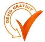 devis gratuit sur symbole valid orange