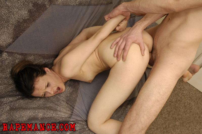 Girls getting force fucked