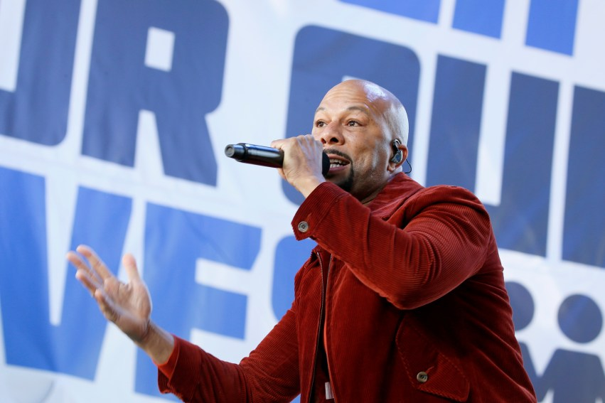 Common- Paul Morigi/Getty Images