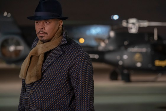 """EMPIRE: Terrence Howard in the """"The Roughest Day"""" Season Five finale episode of EMPIRE airing Wednesday, May 8 (8:00-9:00 PM ET/PT) on FOX. ©2019 Fox Media LLC CR: Chuck Hodes/FOX."""