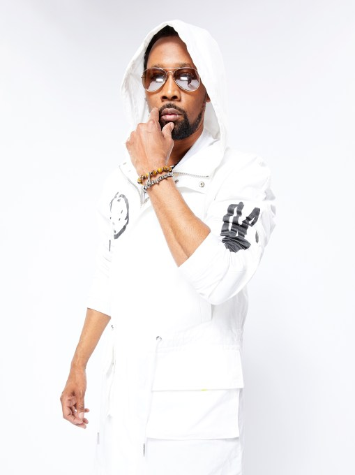 (L-R): RZA in WU-TANG CLAN: OF MICS AND MEN. Photo Credit: Kyle Christy/courtesy of SHOWTIME.