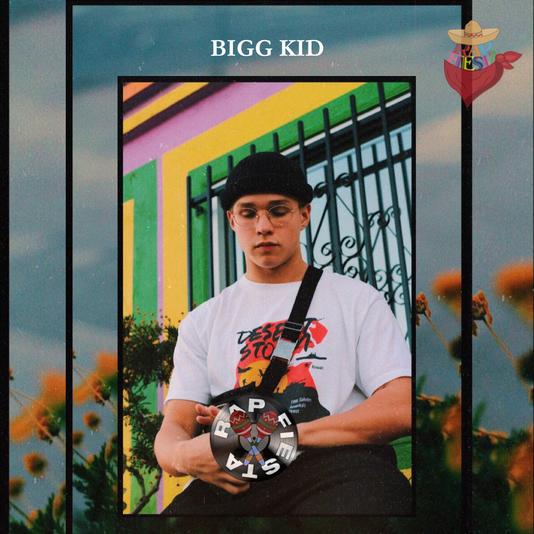 Bigg Kid | From the UK to LA, producing for Russ and Joey Badass