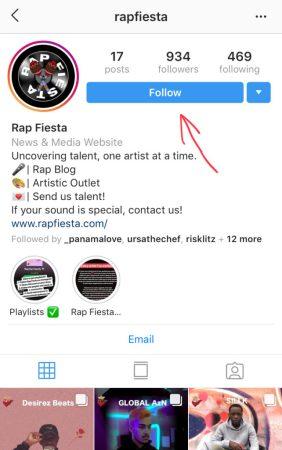 Spotify Playlist - Rap Fiesta