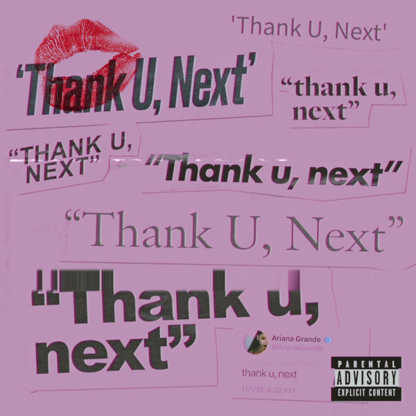 thank u, next - Single
