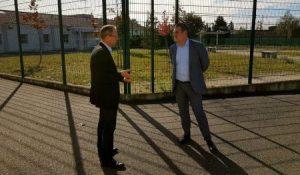 Visite du Centre de détention de Bedenac