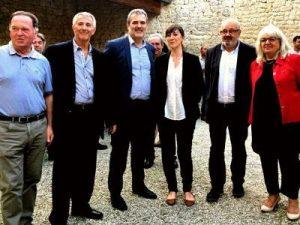 Inauguration permanence parlementaire de Jonzac