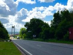 Raphaëlle Dess Octave Nord Ouest - Le Pont de Tancarville