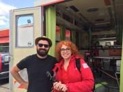 Raphaëlle Dess Octave Nord Ouest - Un drôle de Camion de Pompier