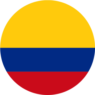 colombia flag raphael oliver