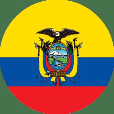 ecuador flag raphael oliver