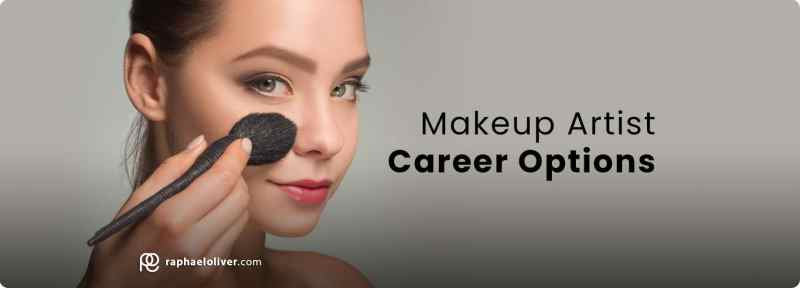 makeup artist career options