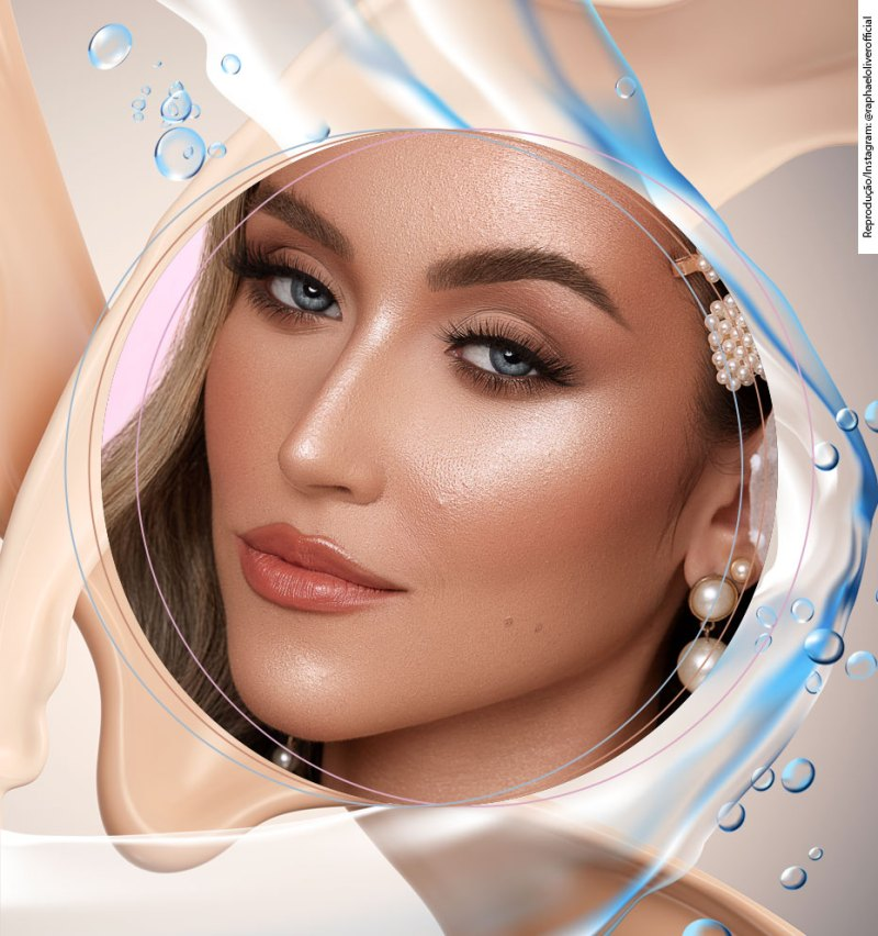 how to make a resistant and waterproof a skin makeup 04