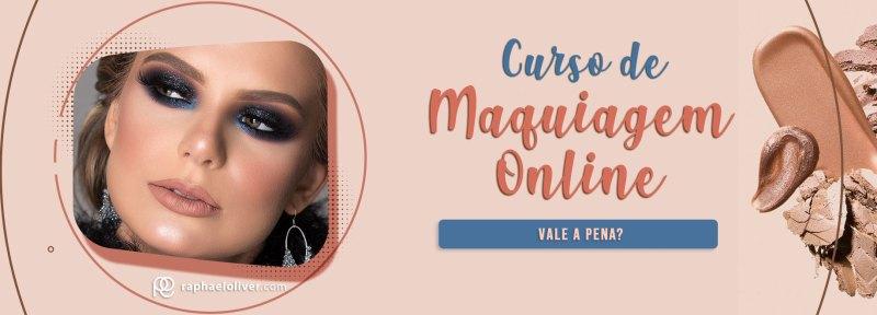 Curso de maquiagem online com certificado - Raphael Oliver