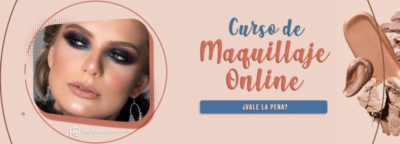 Curso de maquillaje profesional online - vale la pena? - Raphael Oliver