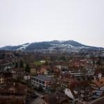 Aussicht auf den Gurten in Bern