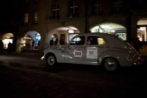 Oldtimerfahrten in der Museumsnacht Bern