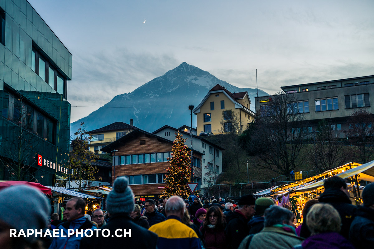 Niesen vom Chlousemärit 2016 in Spiez