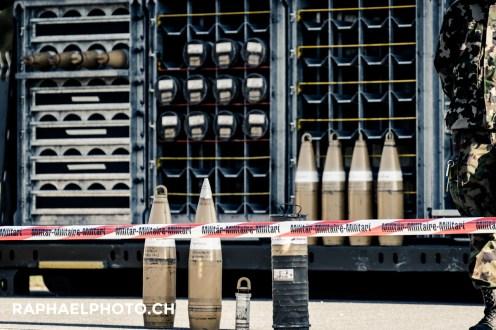 Militärgüter - tödliche Waffen